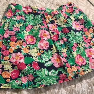 Lilly Pulitzer Skirt size Large
